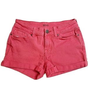 BDG Urban Outfitters Mid Rise Alexa Shortie SZ 24